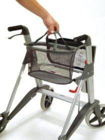 Active rollator mandje